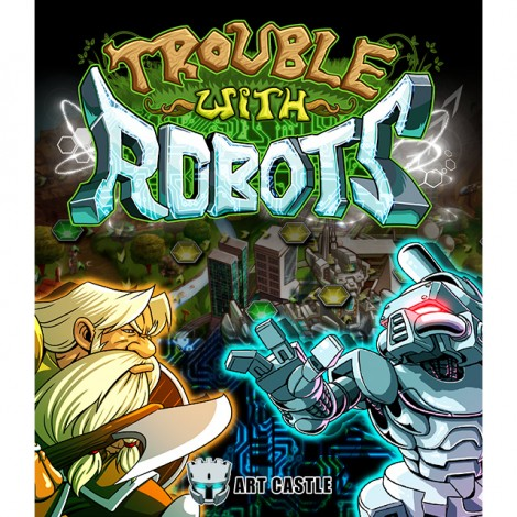 Trouble With Robots Cover Art 640x640